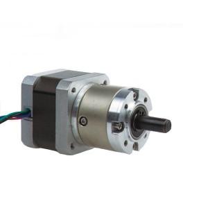 42BYGH Gear Motor (17HS Gear motorja)
