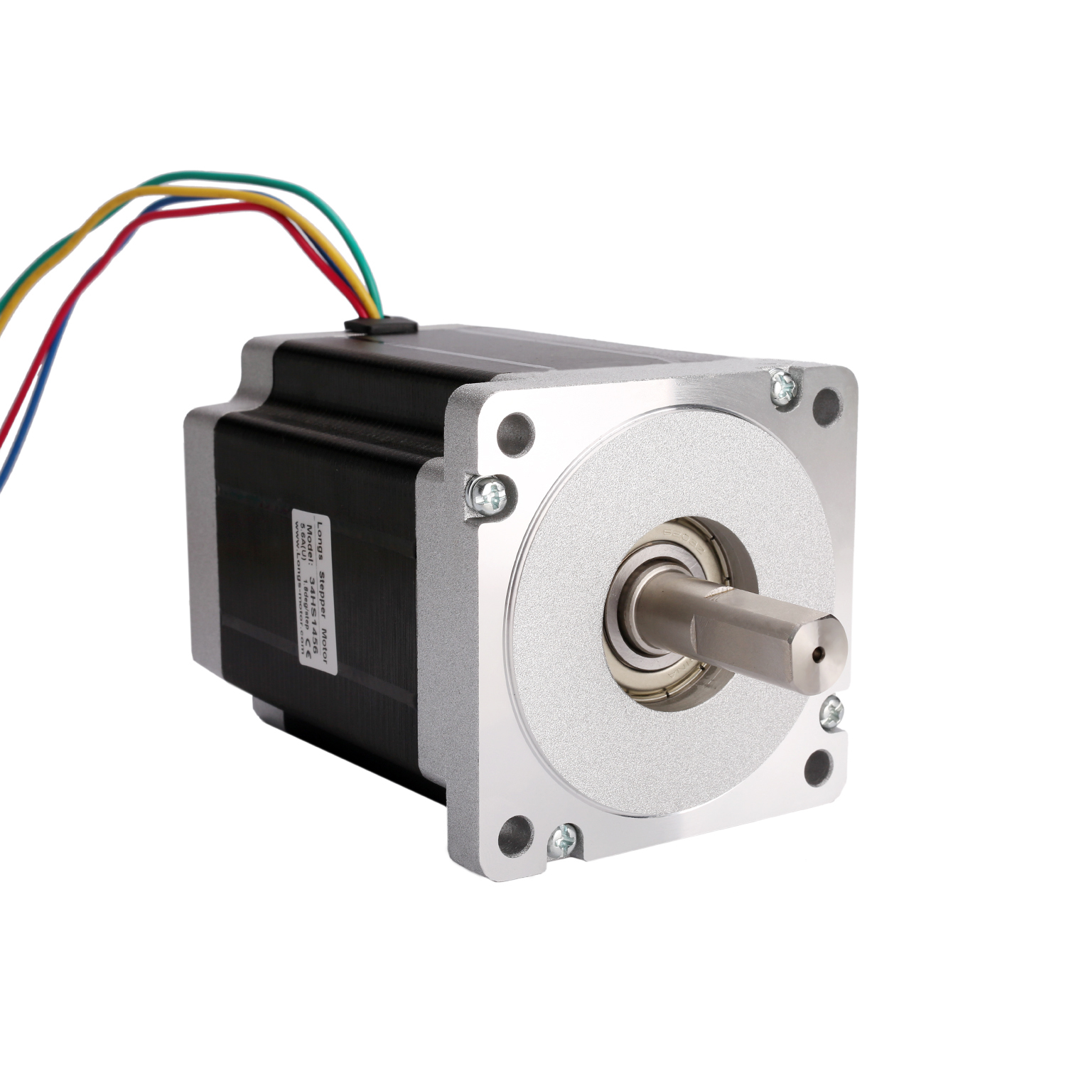 HYBRID Stepper Motors, Nema34 Image ແນະນໍາ