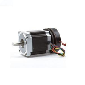 motore autofrenante NEMA23